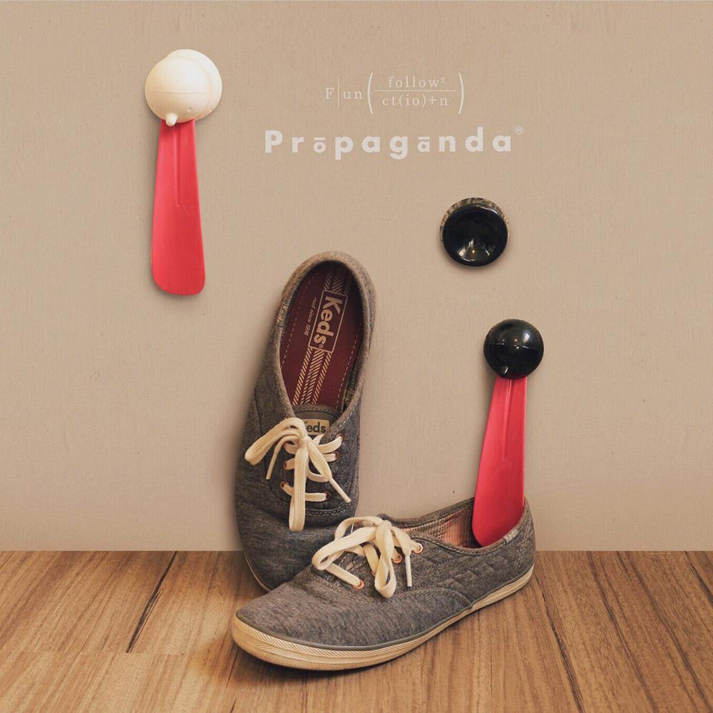 Propaganda|Mr. P-舌拔