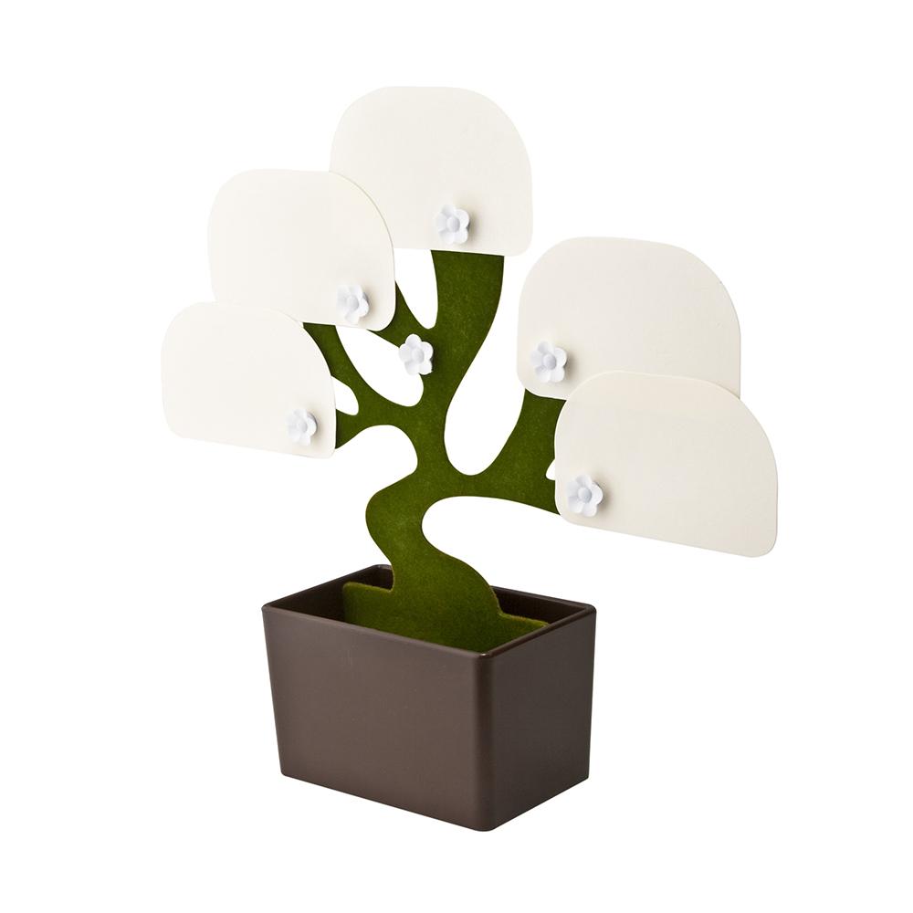 QUALY|桌上收納盒-樹花