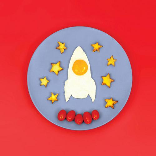 DOIY 蛋你上太空-煎蛋器