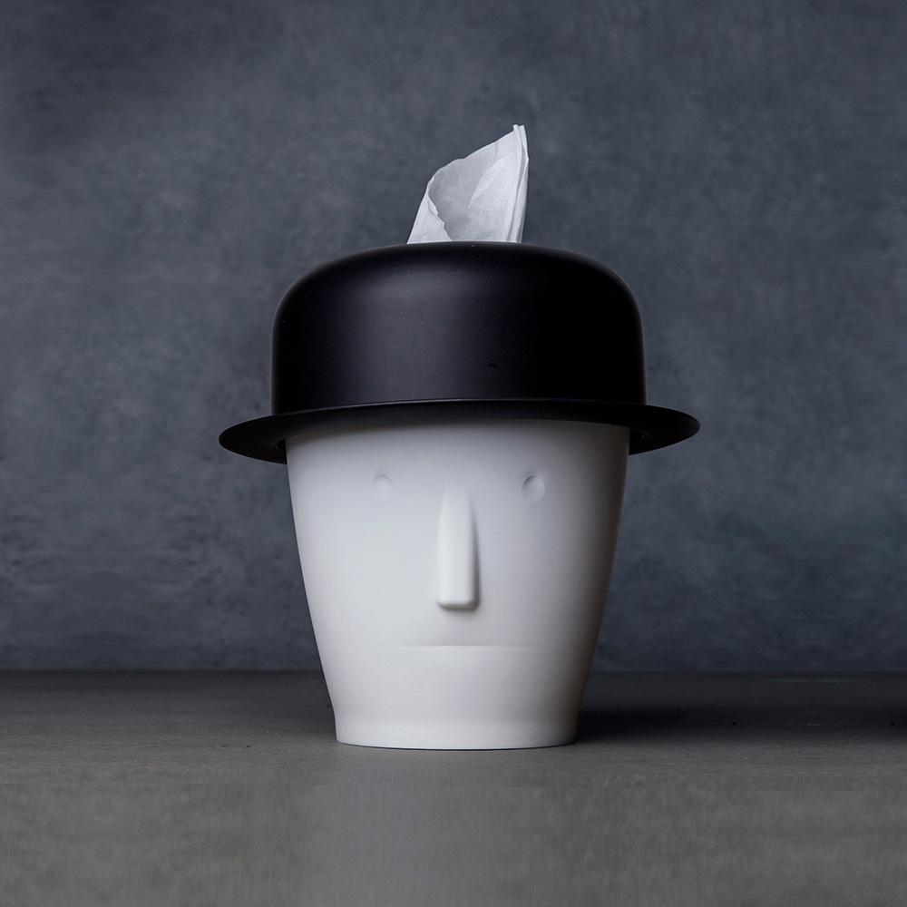 QUALY 麥可先生-垃圾筒