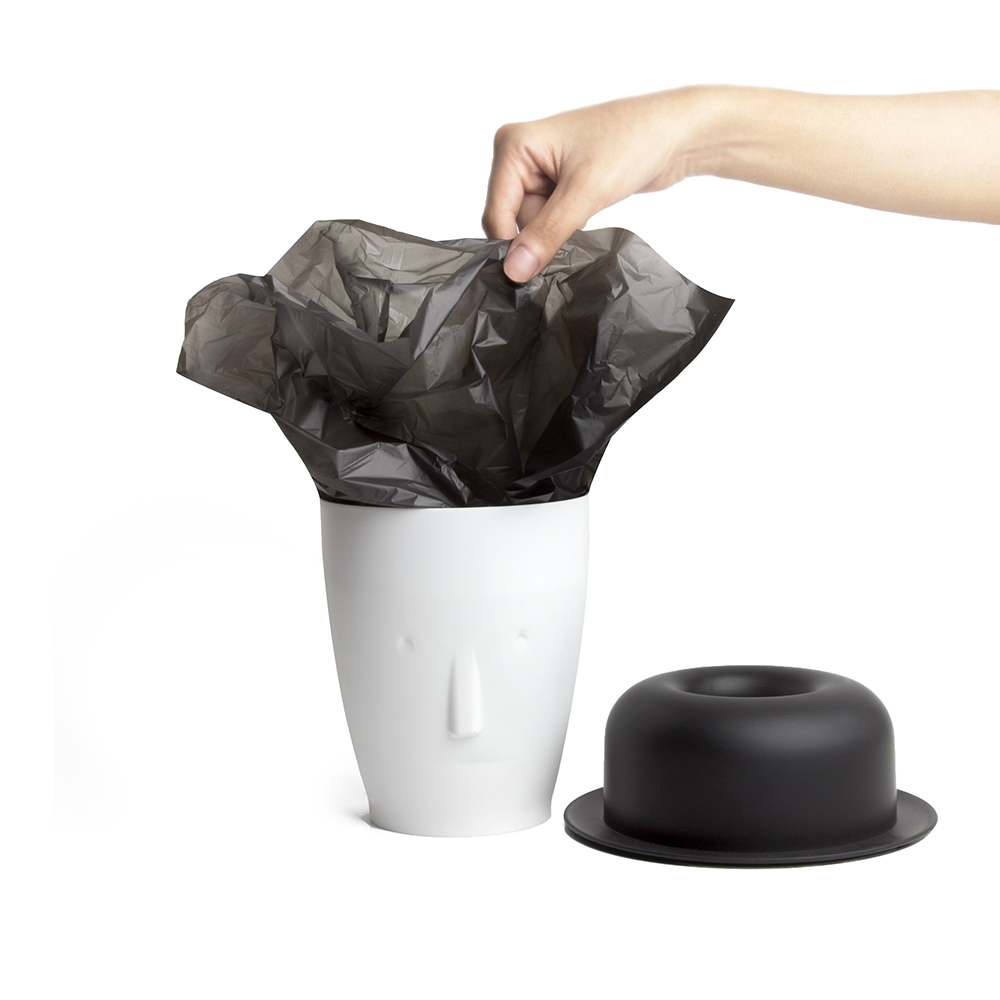 QUALY 麥克先生-垃圾筒