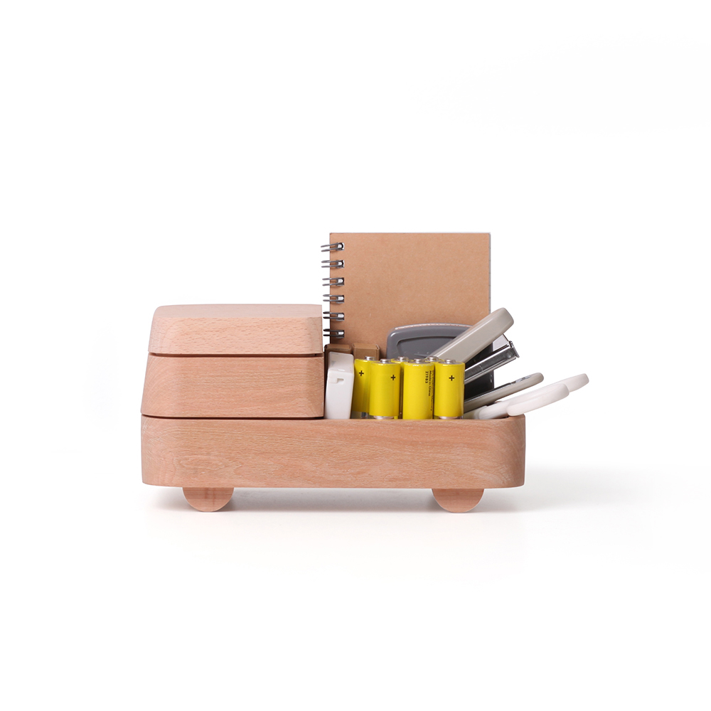 Pana Objects|疊疊小木車-收納盤