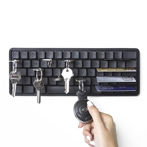 QUALY|鍵盤壁掛-鑰匙收納架
