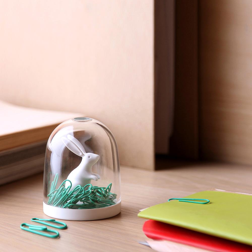 QUALY|草原兔迴紋針組