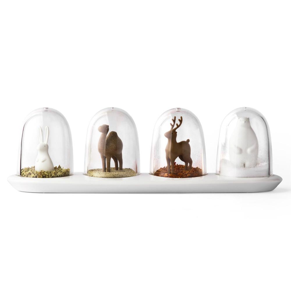 QUALY|動物樂園-調味罐