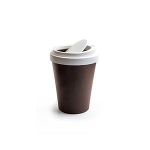 QUALY 隨行杯-垃圾桶S(咖啡)
