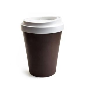 QUALY 隨行杯-垃圾桶L(咖啡)