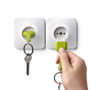 QUALY|不插電鑰匙圈