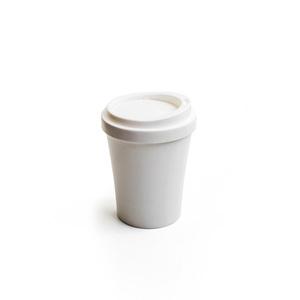QUALY 隨行杯-垃圾桶S(白)