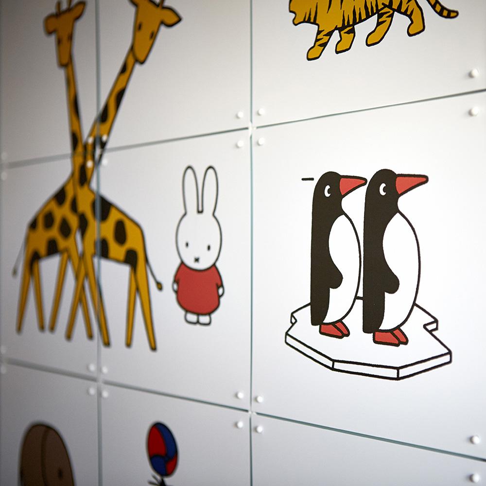 IXXI|米飛兔逛動物園