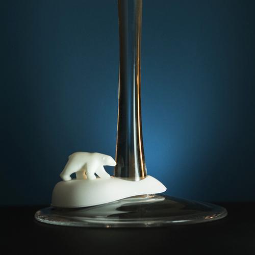 QUALY|杯腳扣環-冰原派對