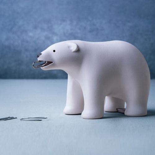 QUALY|大熊出沒-膠帶組(白)