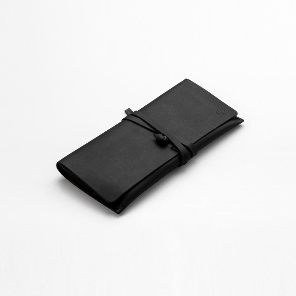 labrador|皮革筆袋 M