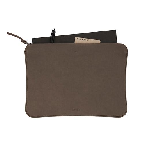 labrador|皮革文件袋
