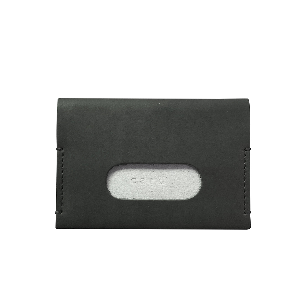labrador|4入收納卡夾(墨綠)