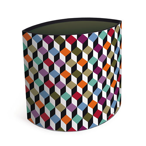 REMEMBER|韋斯特-雙面塗層紙筒(曼哈頓)