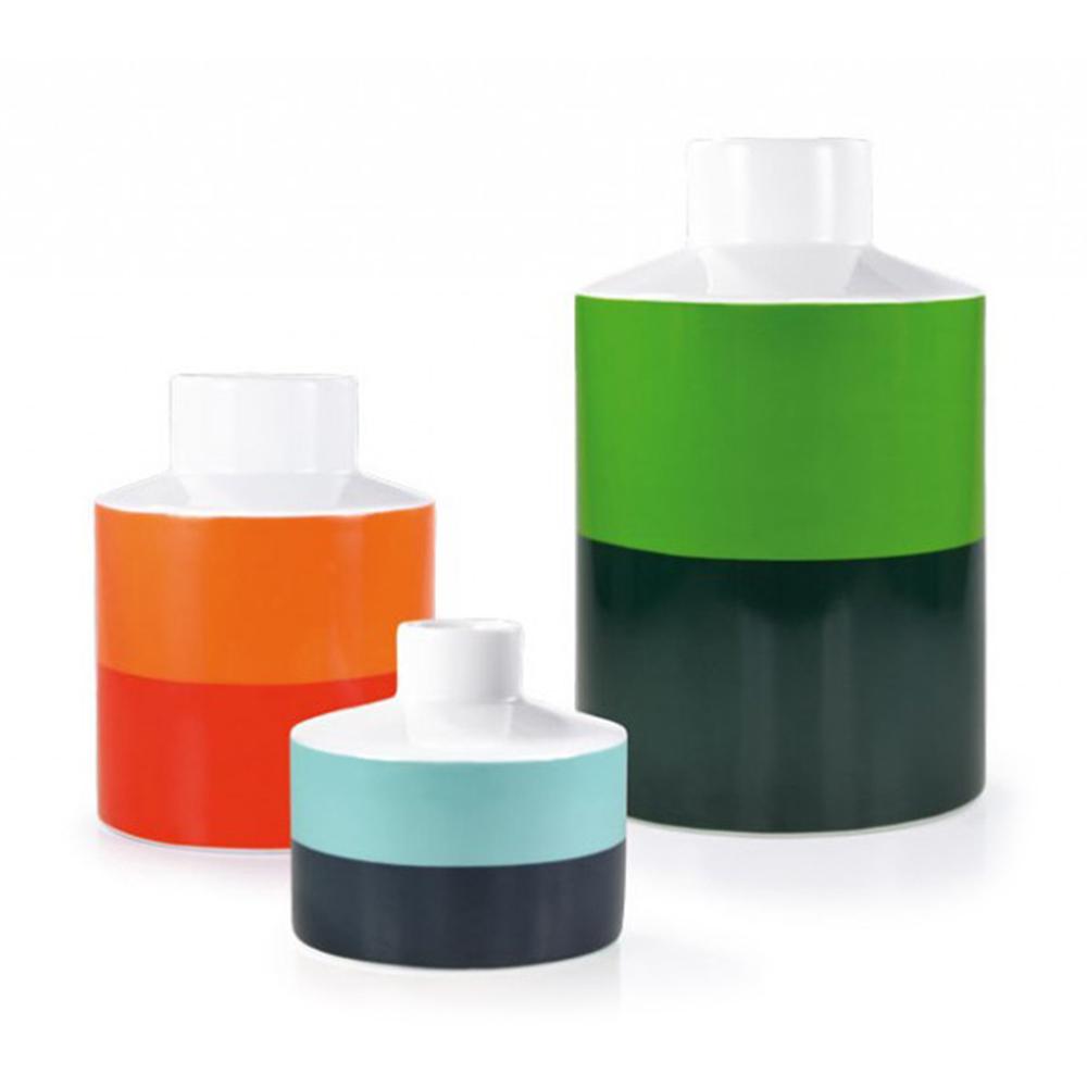 REMEMBER 花樣年華L-花瓶(雙層綠)
