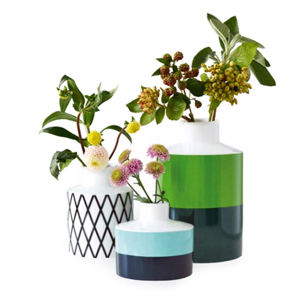 REMEMBER|花樣年華L-花瓶(雙層綠)