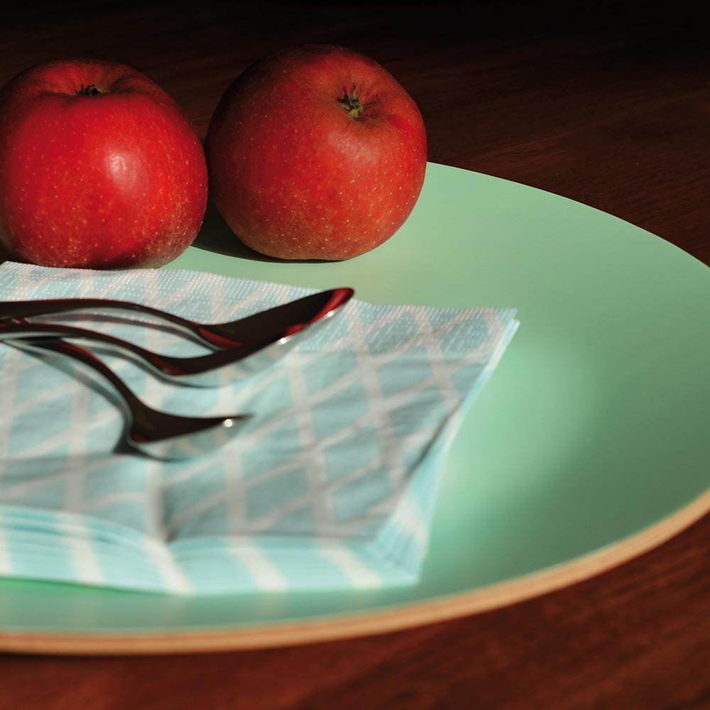 REMEMBER|圓味木盤(薄荷綠)