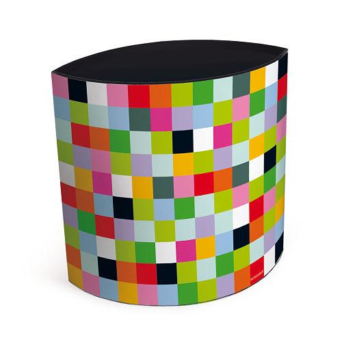 REMEMBER|韋斯特-雙面塗層紙筒(馬賽克)