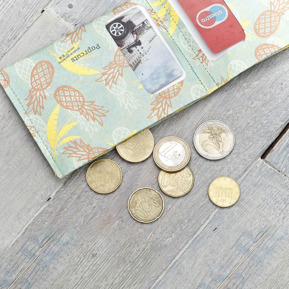 paprcuts 零錢短夾(南洋鳳梨)