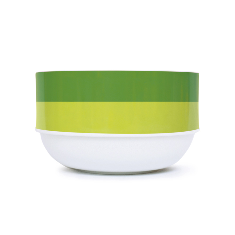 REMEMBER|層疊早餐碗(雙層綠)