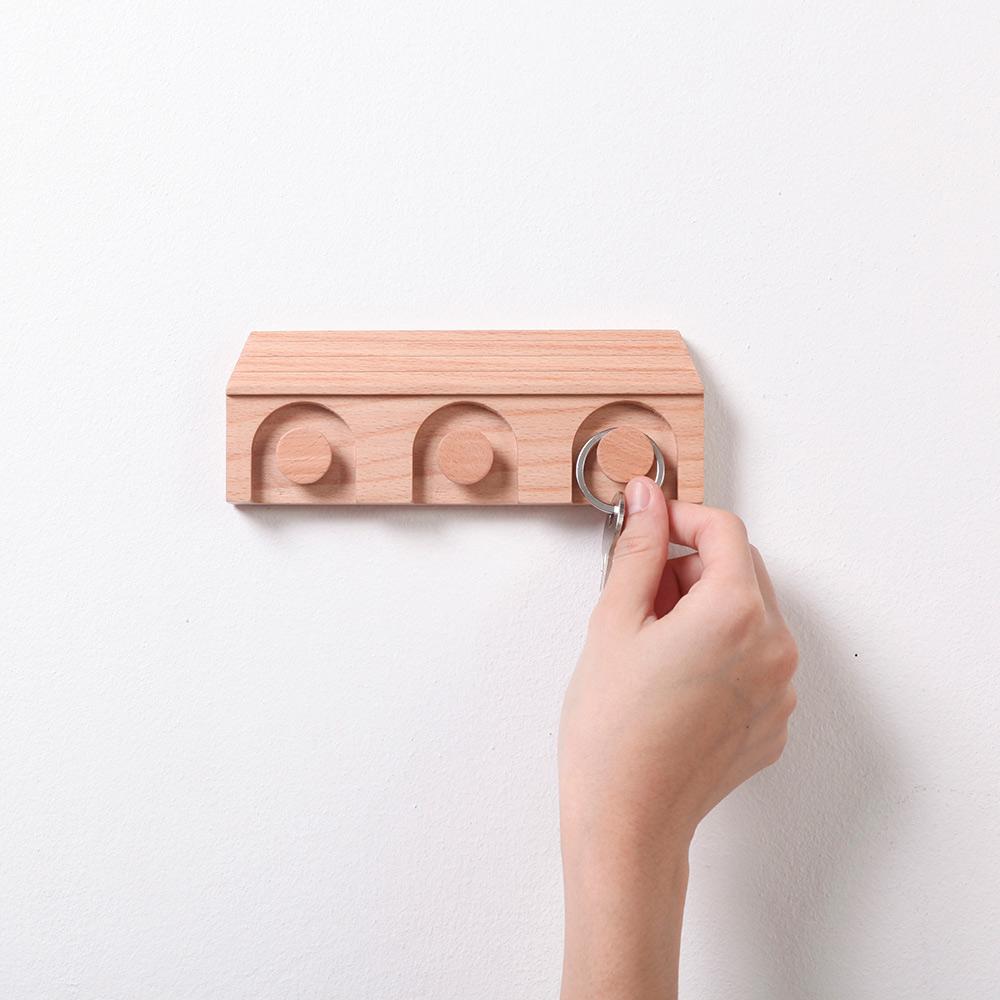 Pana Objects|小豪宅-鑰匙圈