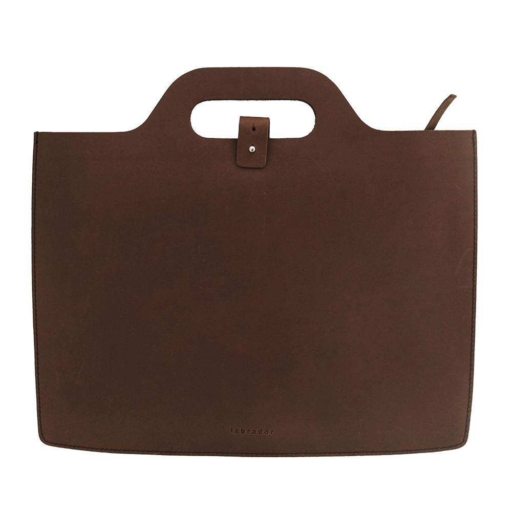 labrador|深褐-手提包