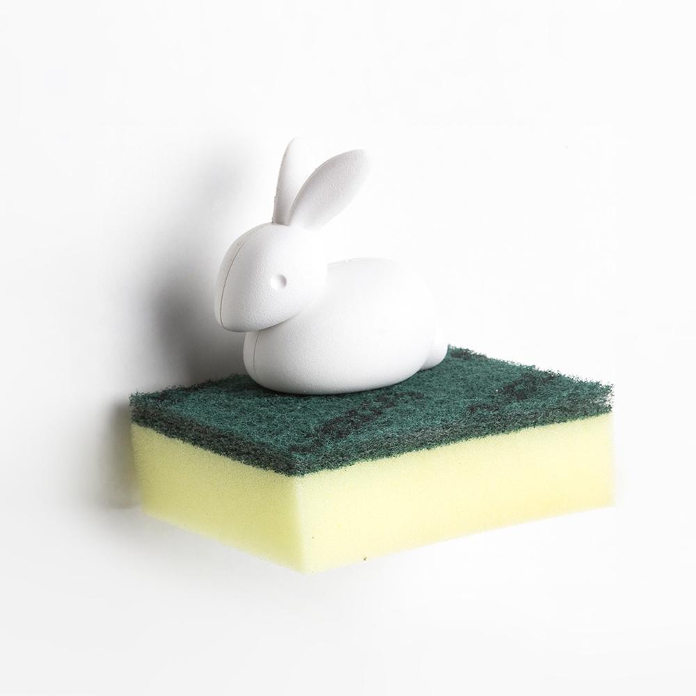 QUALY|草原白兔-海綿架