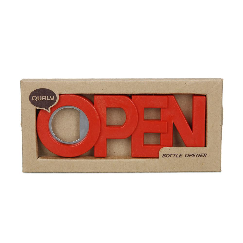 QUALY|OPEN 開瓶器