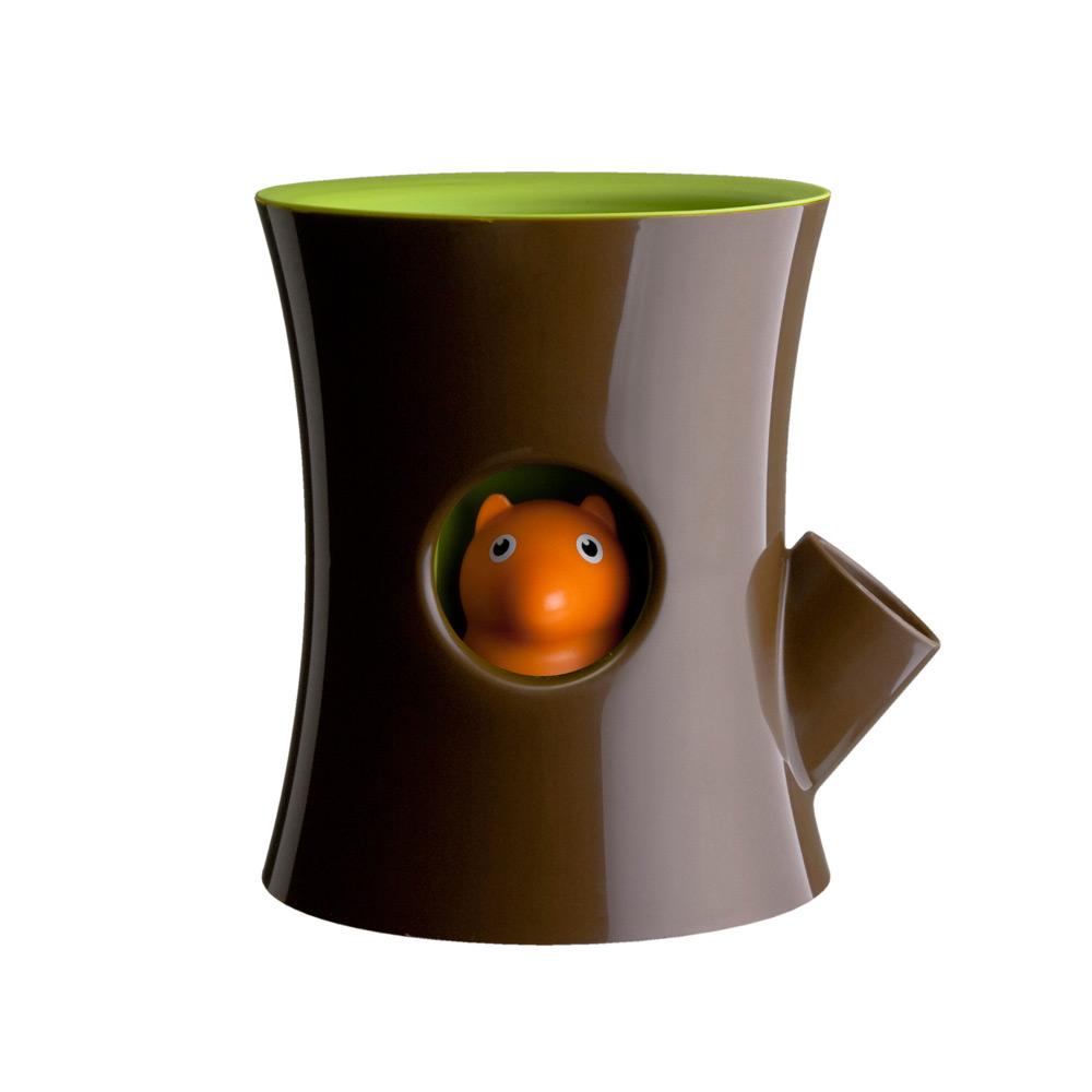 QUALY|松鼠花器(咖啡筒)