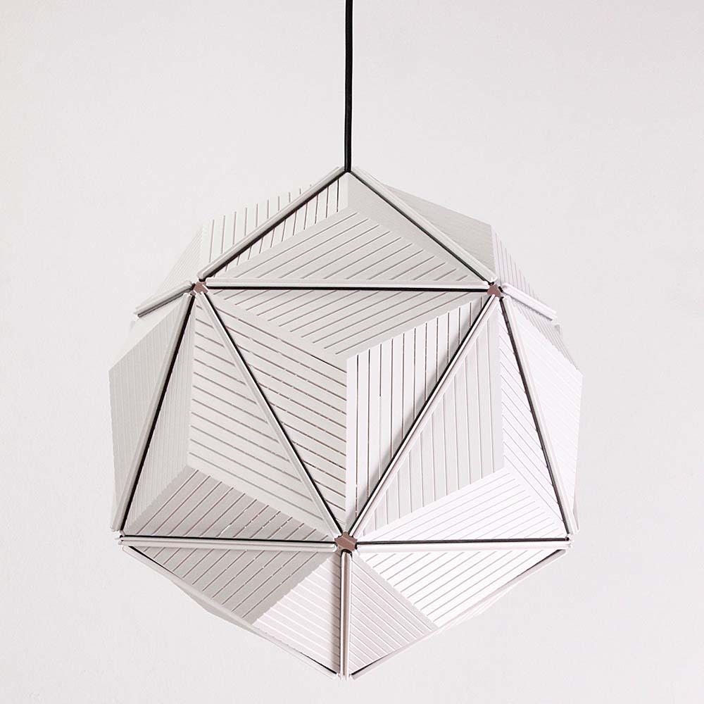 QUALY|三角幾何-燈罩