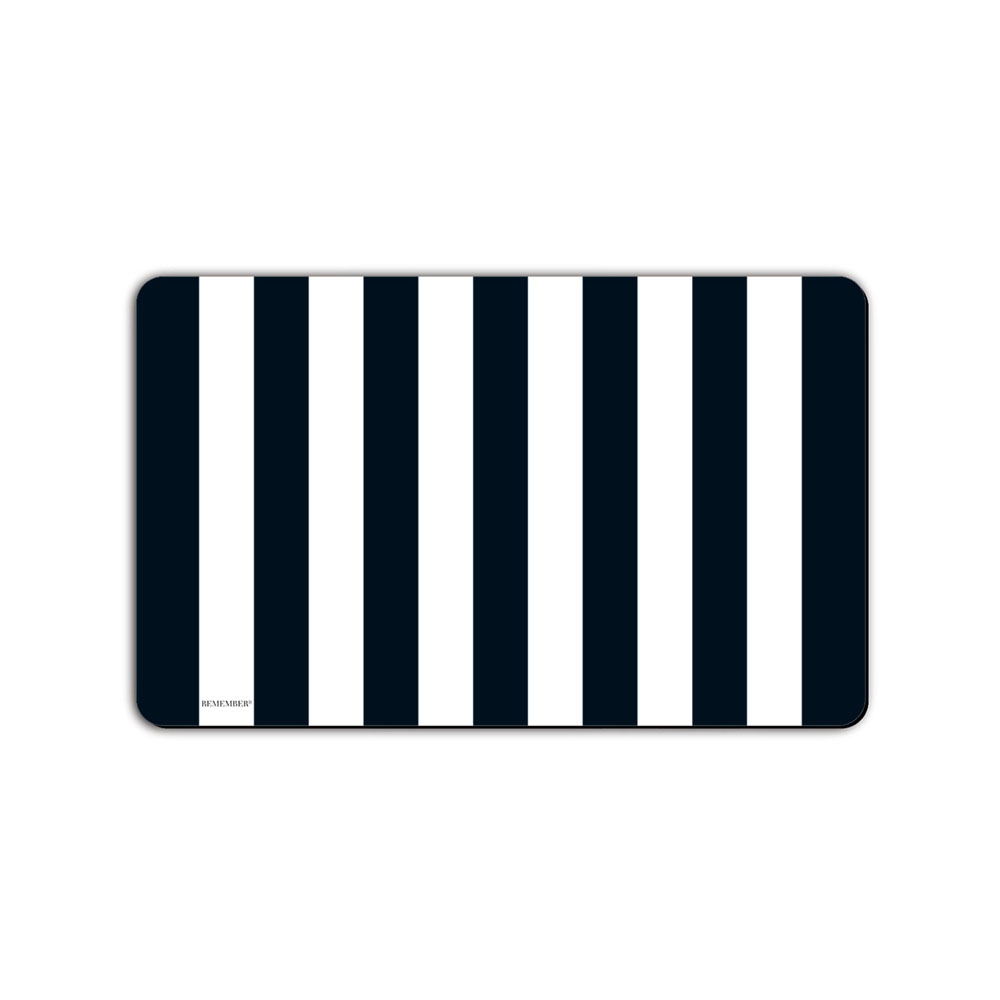 REMEMBER 布瑞德砧板-點心砧板(黑白條紋)
