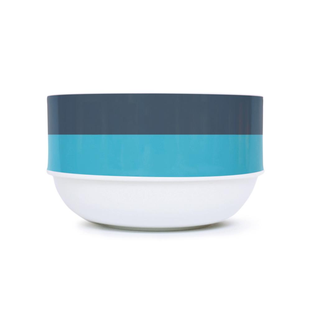 REMEMBER|層疊早餐碗(雙層藍)