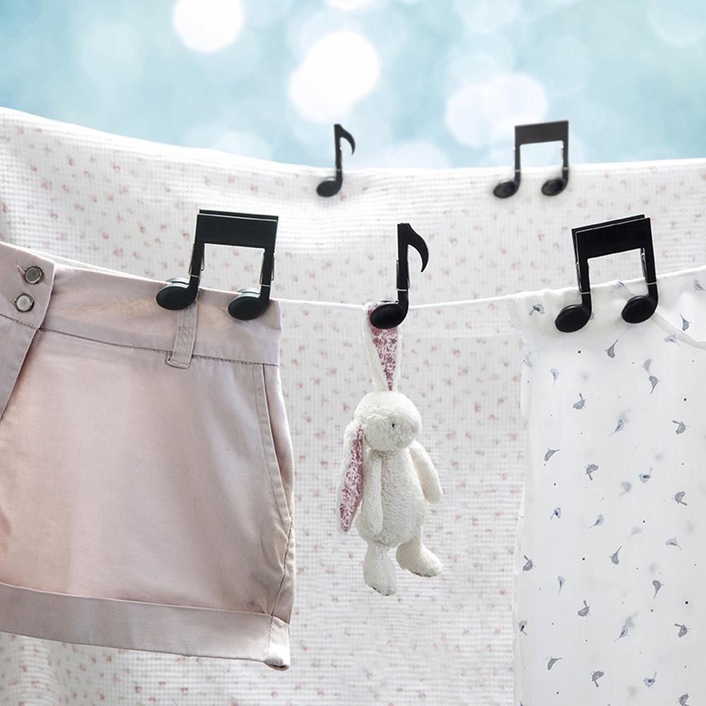 OTOTO|音符曬衣夾