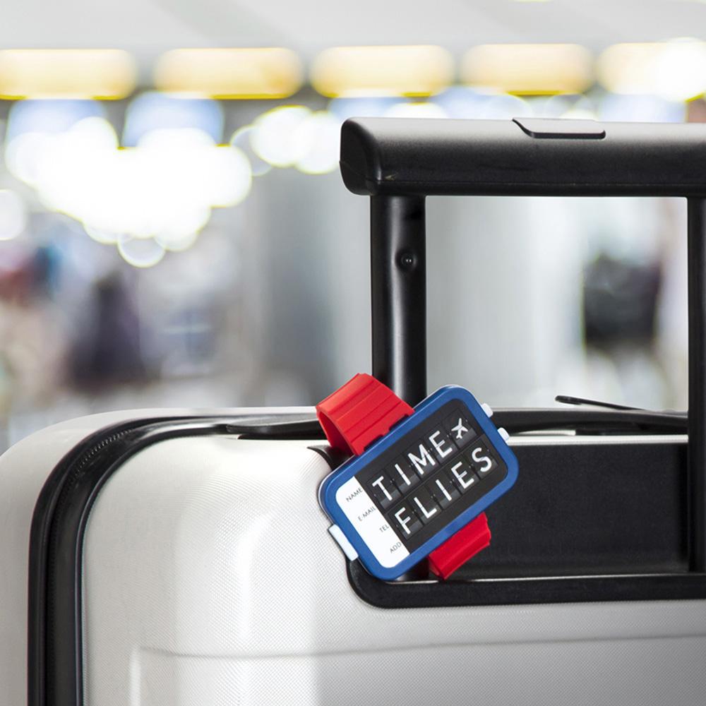 OTOTO|旅行時光-行李吊牌(紅)