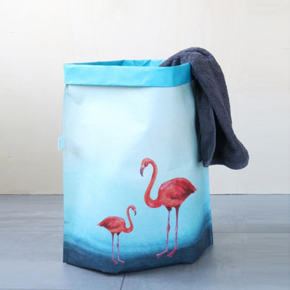 paprcuts|洗衣籃(紅鶴)