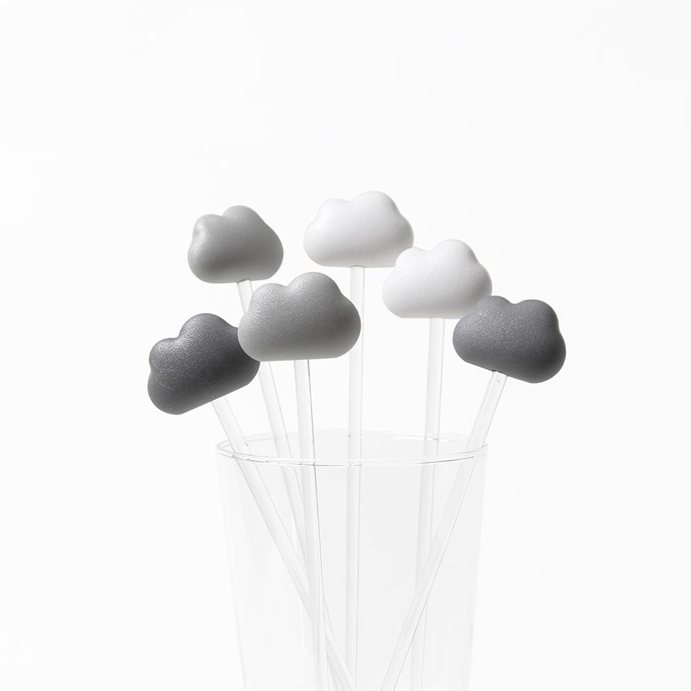 QUALY|朵朵雲兒攪拌棒