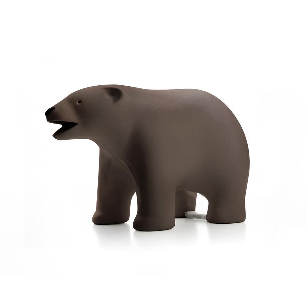 QUALY|大熊出沒-膠帶組(咖啡)