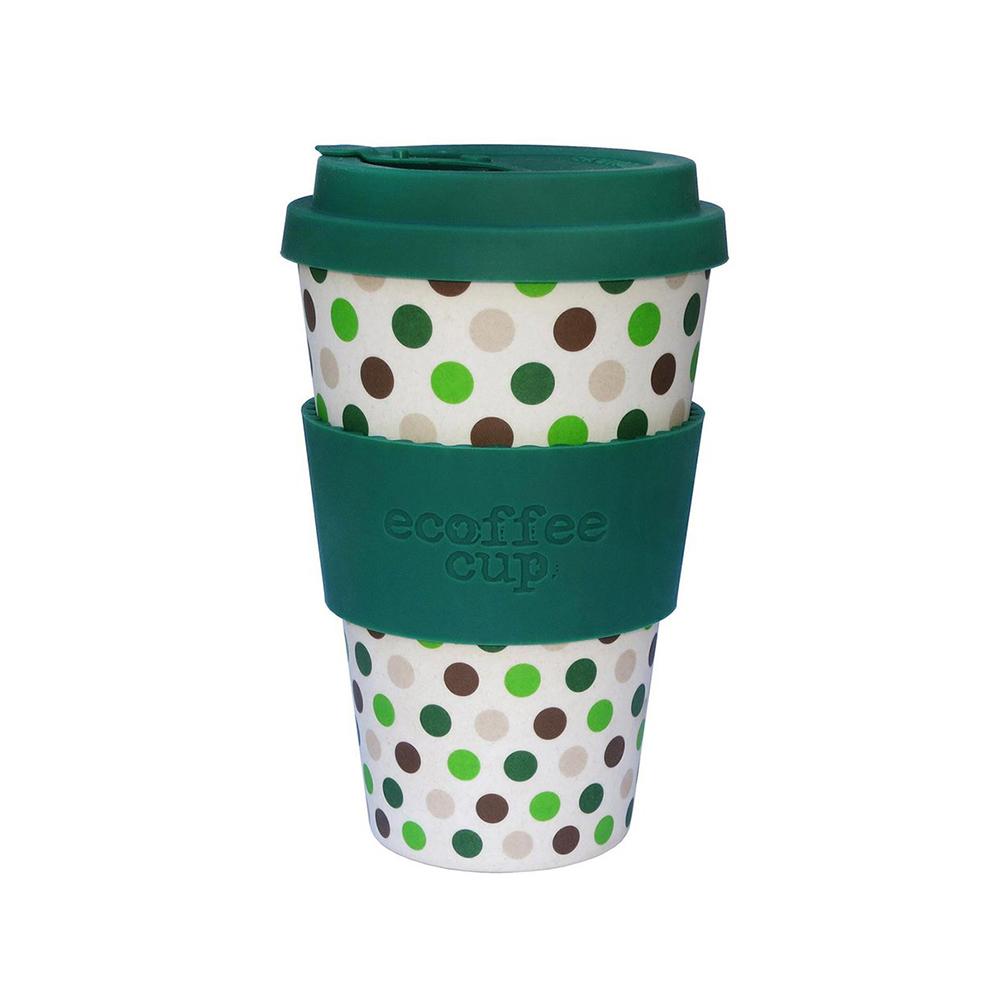 Ecoffee Cup|環保隨行杯14oz-波卡款