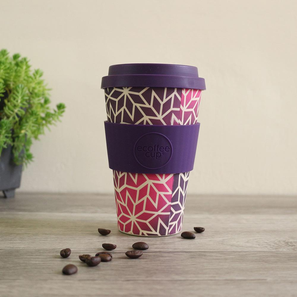 Ecoffee Cup 環保隨行杯14oz-冰晶款
