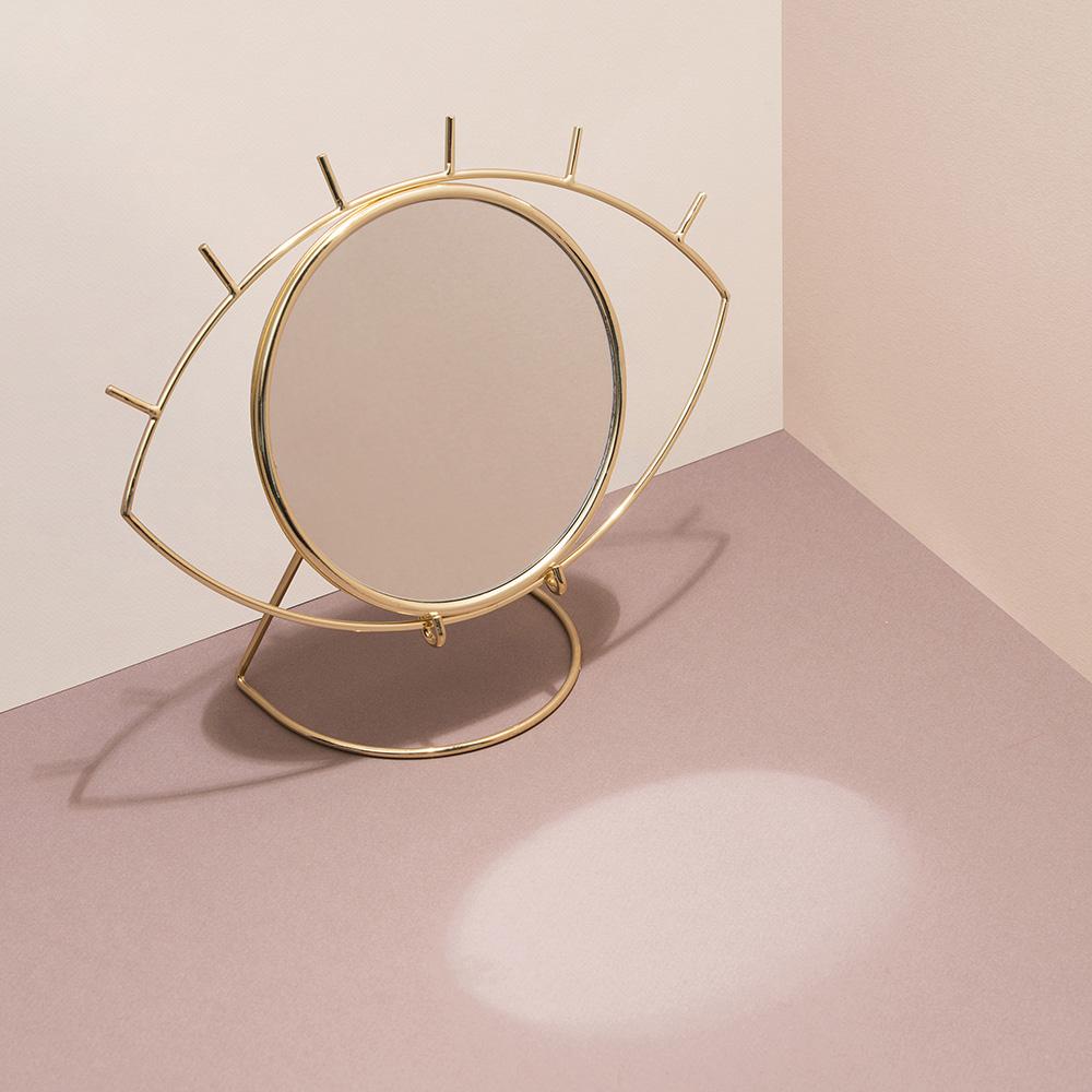 DOIY|魅惑之眼-桌鏡