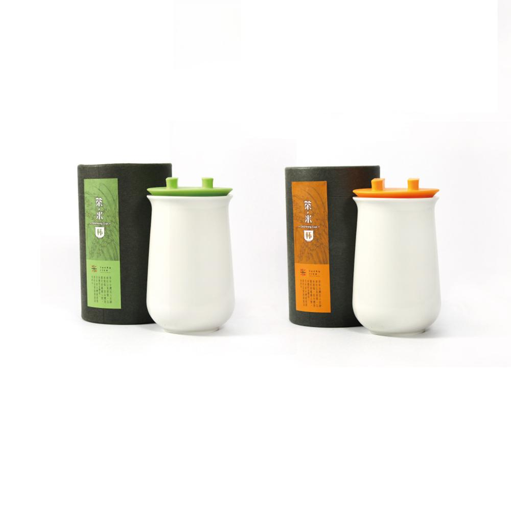 桔禾創意|茶米杯