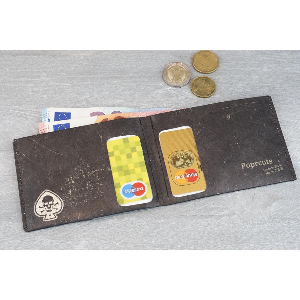 paprcuts|零錢短夾(骷髏飆仔)
