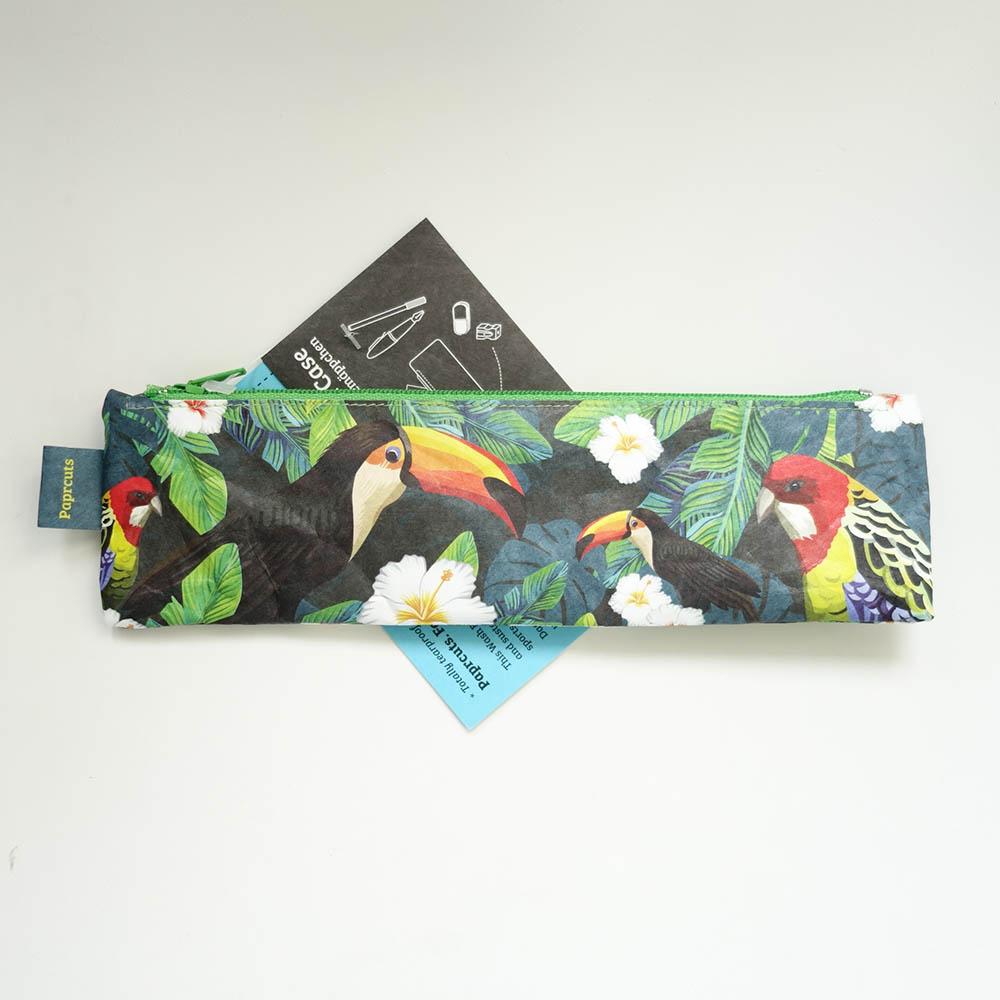 paprcuts|小筆袋(大嘴鳥)