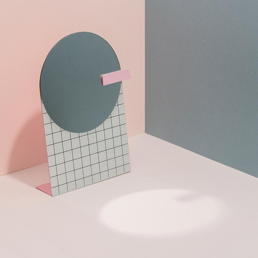 DOIY|沁涼泳池 桌鏡