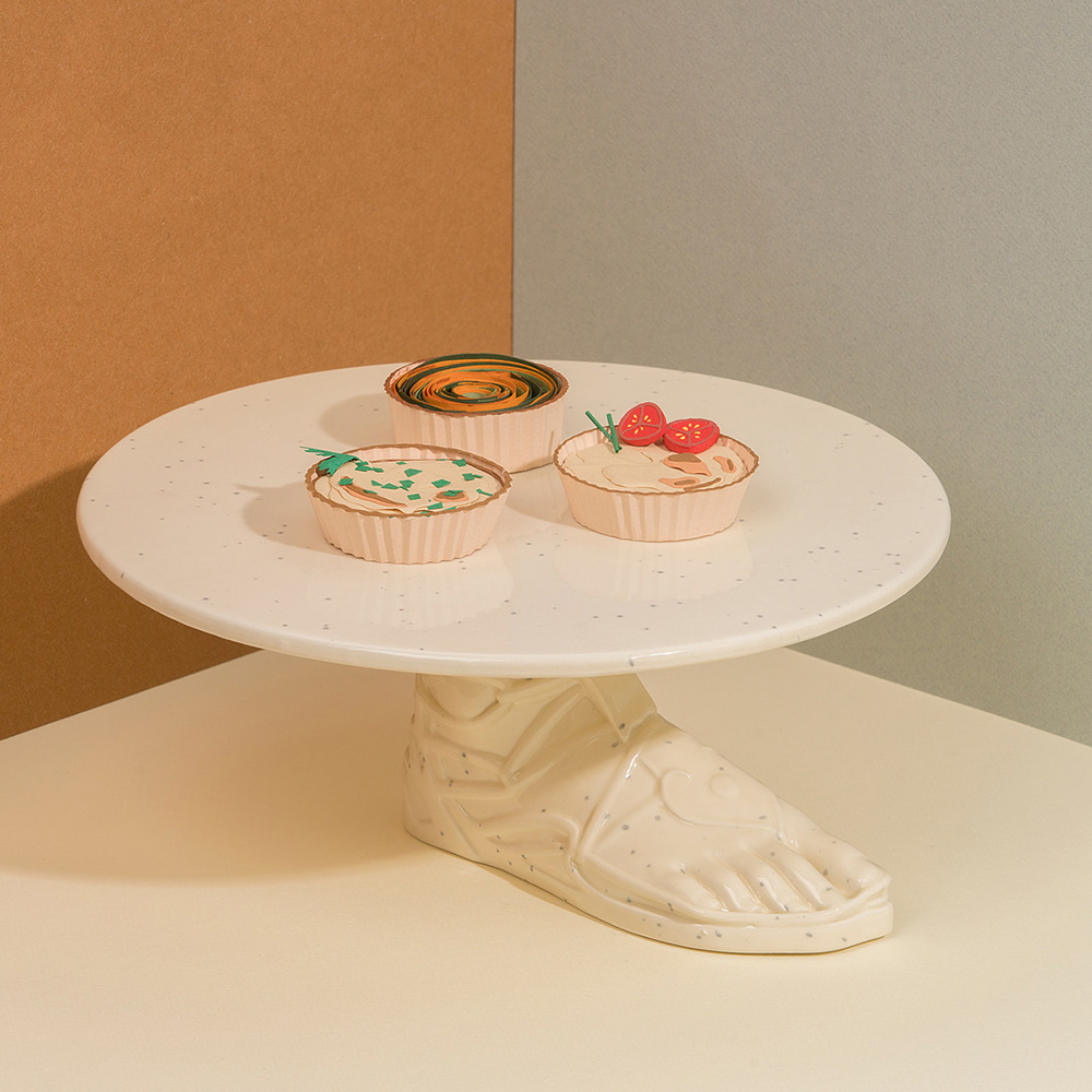DOIY|古羅馬風蛋糕盤