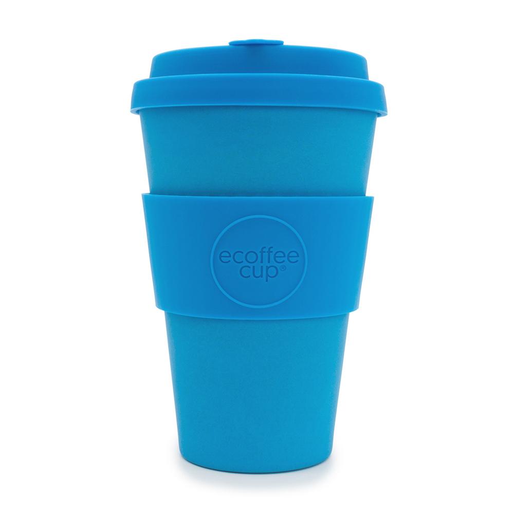 Ecoffee Cup 環保隨行杯14oz-大海藍