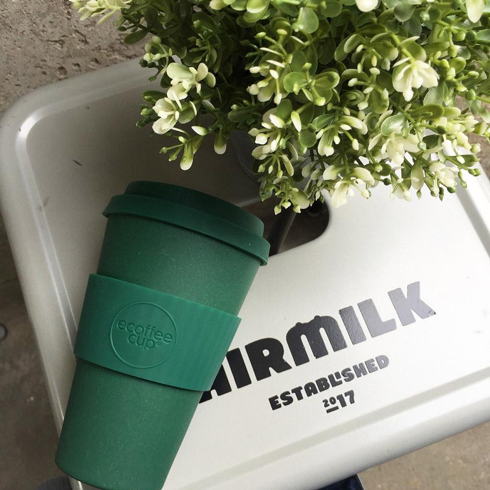 Ecoffee Cup|環保隨行杯14oz-森林綠