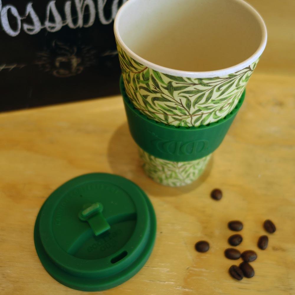 Ecoffee Cup|環保隨行杯14oz-morris藝術聯名款-垂柳
